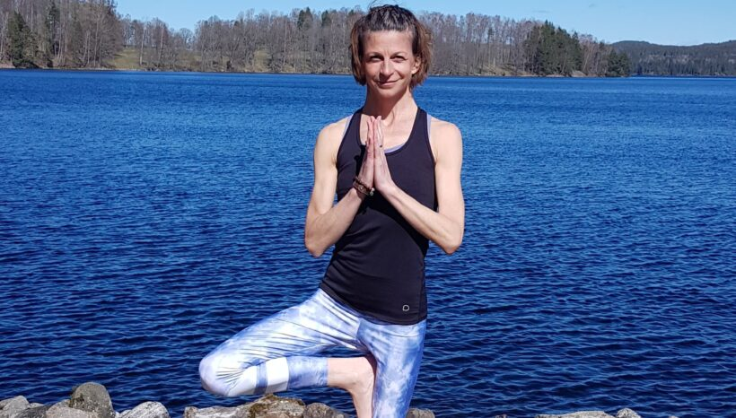 Tree Pose for Beginners – Vrikshasana